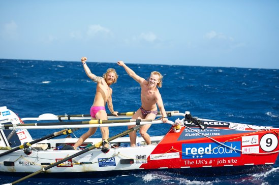 talker whiskey atlantic challenge,sponsors, 2 boys in a boat,